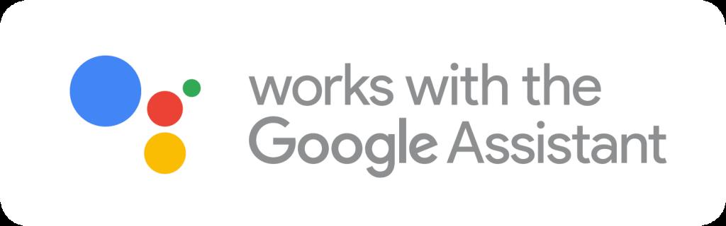 google assistant badge