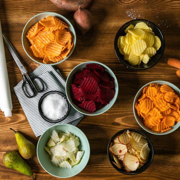 Tarko do chipsów z warzyw lub owoców
