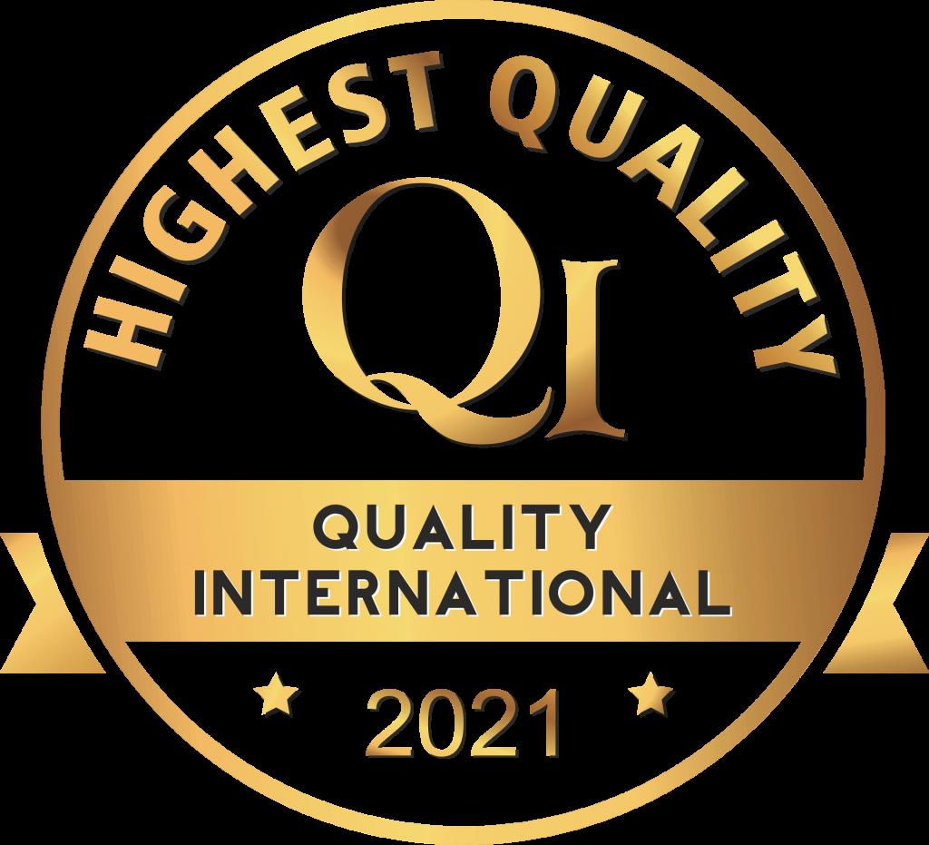 Gold QI 2021